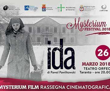 """Il film """"Ida"""" posticipato al 26 marzo – Il Mysterium Festival lascia spazio al successo tarantino di """"Anche senza di te"""""""