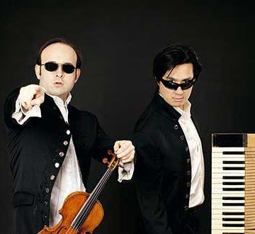 Musica classica e risate con Igudesman & Joo Per la nuova stagione dell'ICO Magna Grecia arriva il duo da milioni di spettatori YouTube