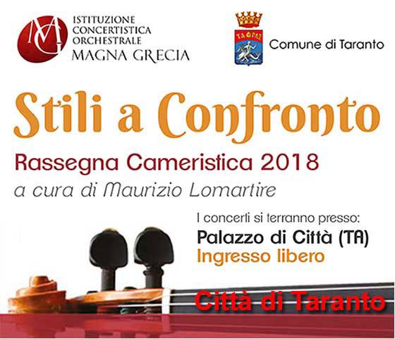 Home orchestra magna grecia for Rassegna camera