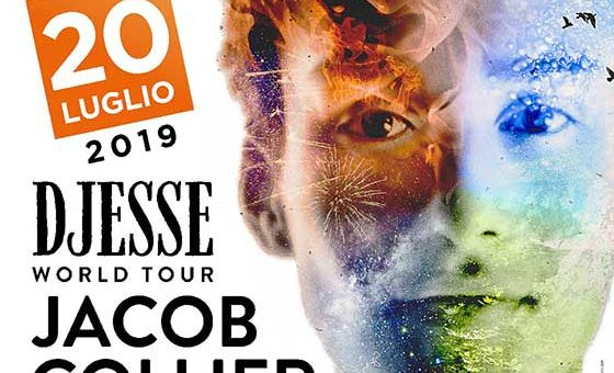 Djesse World Tour Jacob Collier