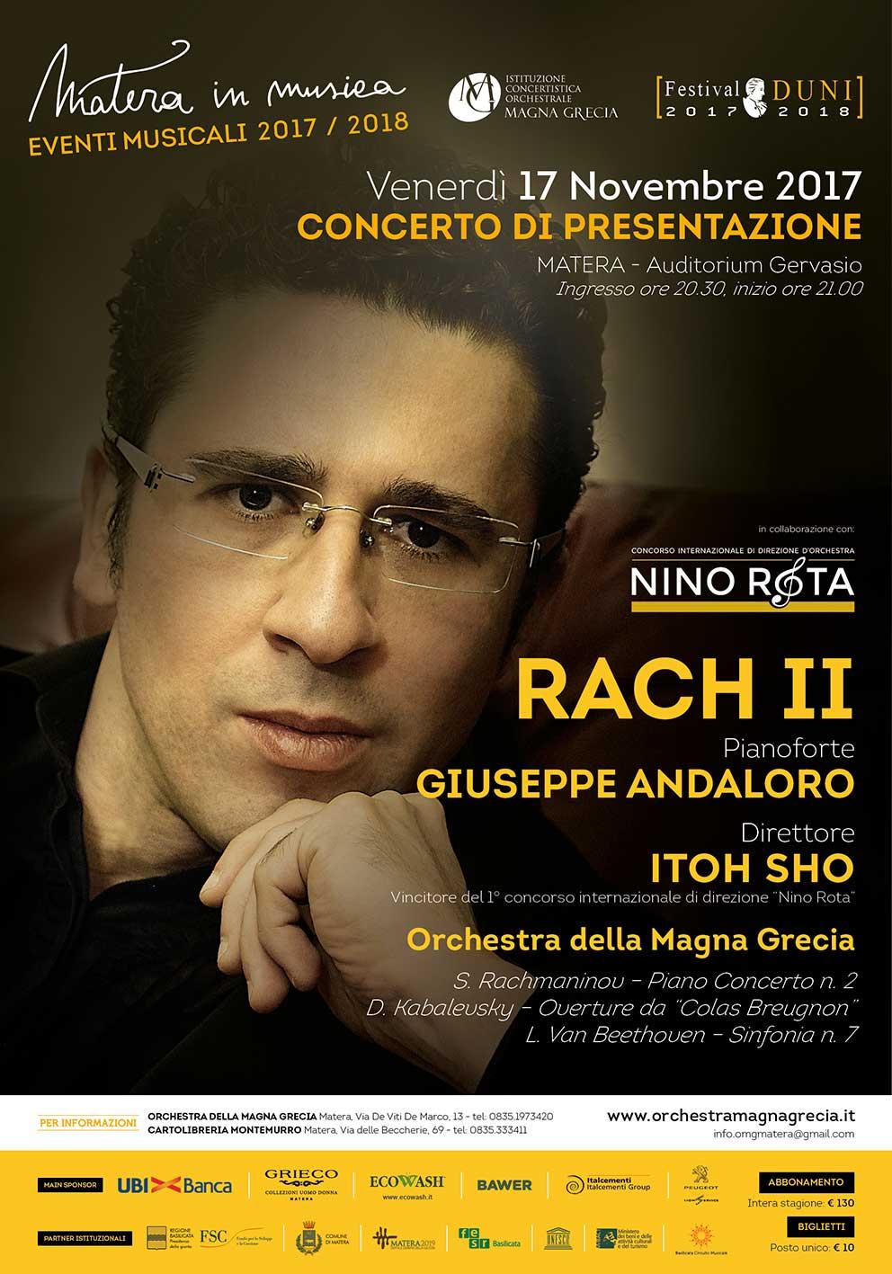 Orchestra della Magna Grecia - Taranto