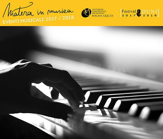 Orchestra Magna Grecia Taranto - Matera in Musica