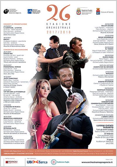Orchestra della Magna Grecia Taranto