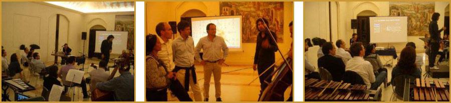 Orchestra della Magna Grecia - Team Building