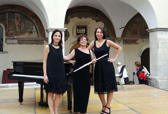 """MATERA """"New Ensemble Toscanini"""": domani, sabato 18 novembre, il concerto nell'ex ospedale """"San Rocco"""""""