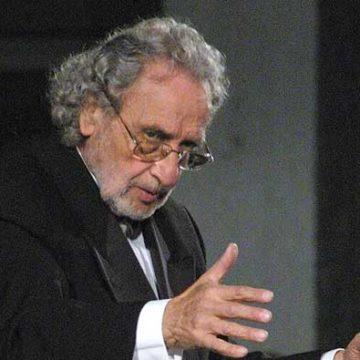 Morto Luis Bacalov. L'addio dell'Orchestra Magna Grecia