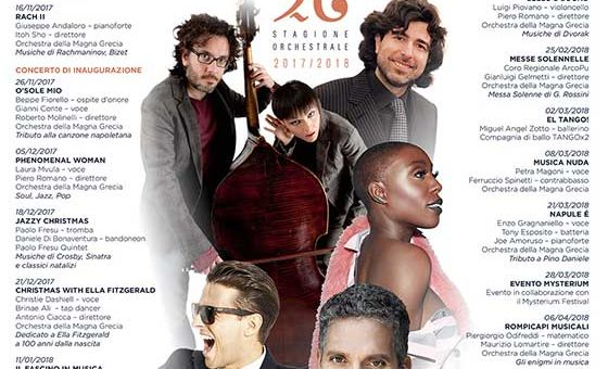 Stagione Orchestrale 2017/2018