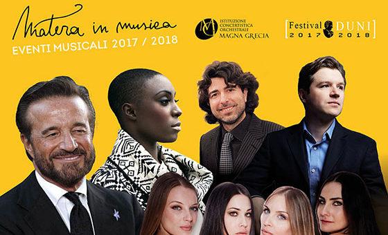 Eventi Musicali 2017/2018