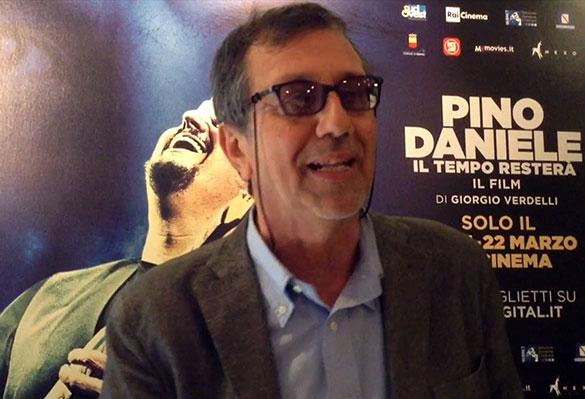 """""""Pino Daniele – Il tempo resterà"""" di Giorgio Verdelli vincitore ai Nastri d'argento 2018"""