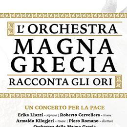 ORCHESTRA DELLA MAGNA GRECIA – Balcanian Tour 2019