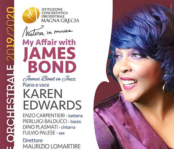"""MY AFFAIR WITH JAMES BOND"" – Matera"