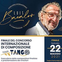 """Concorso """"Luis Bacalov"""": la finale, i vincitori"""