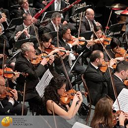 Orchestra della Magna Grecia, giovedì sera il ritorno del pubblico in sala