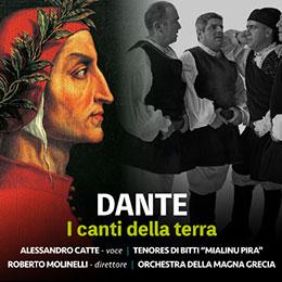 Venerdì 23 luglio, Dante – I Canti della Terra, Orchestra della Magna Grecia
