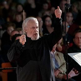 Gianluigi Gelmetti, la scomparsa del direttore e il cordoglio dell'Orchestra Magna Grecia